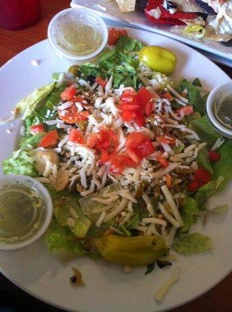 Pasta Junction: entree salad