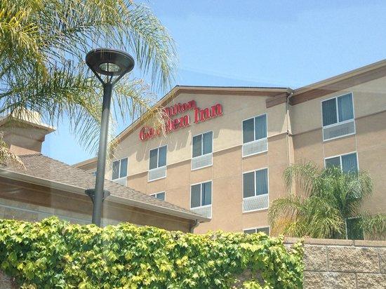 Hilton Garden Inn San Bernardino: Hotel