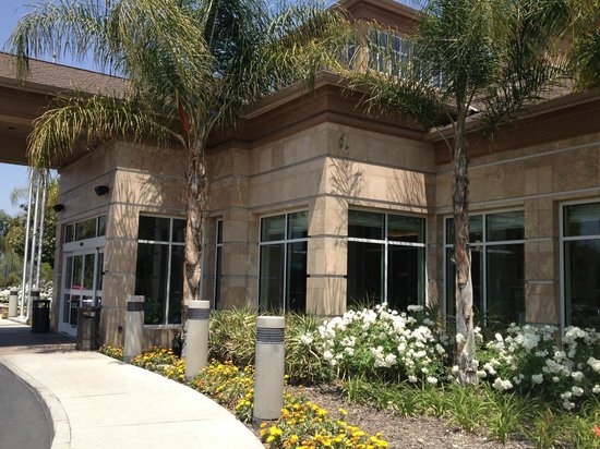 Hilton Garden Inn San Bernardino : Outside