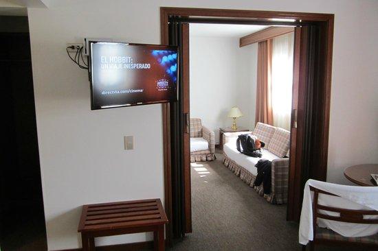 Hotel Colonial Paipa: Room