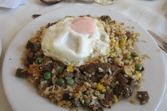 Hotel Colonial Paipa: Breakfast