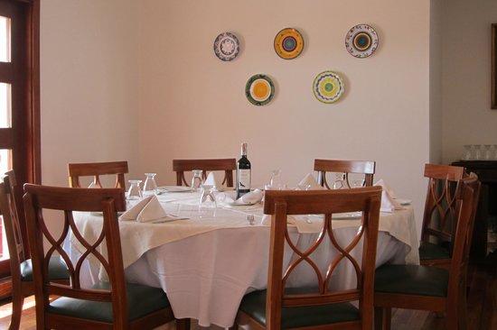 Hotel Colonial Paipa: Restaurant