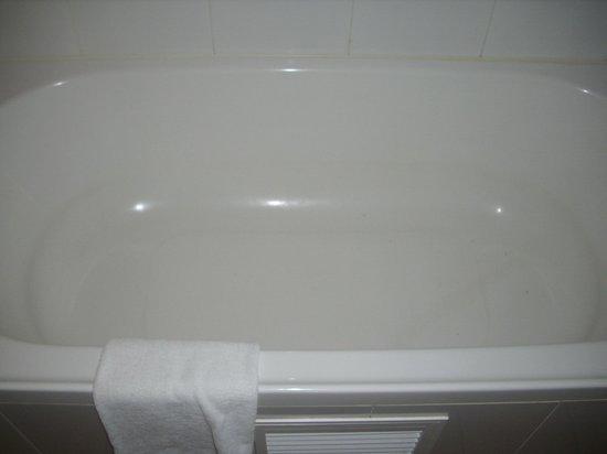 Novotel Twin Waters Resort: Bathtub