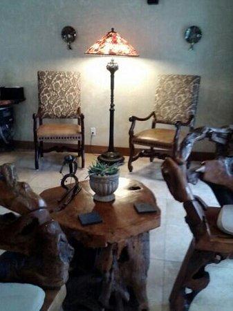 Hotel Chateau Chamonix: lobby