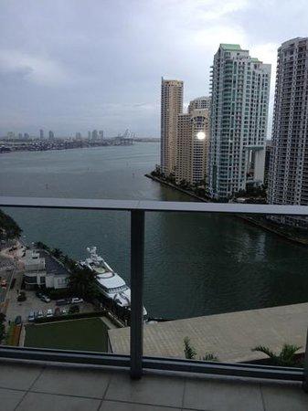 Kimpton EPIC Hotel: view from floor 21