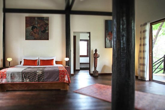 Maison Polanka: khmer house