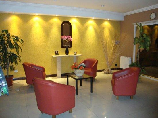 Gran Hotel Venus: SALA COMUN