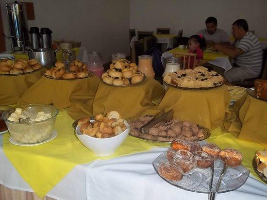 Hotel Alvorada: Desayunado