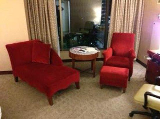 هيلتون تشارلوت سنتر سيتي: Executive Room