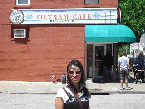Vietnam Cafe: Vietnamese Restaurant, Kansas City
