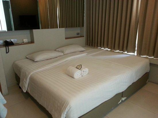 Metz Pratunam: Bed