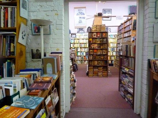 Phoenix Books: inside the bookstore