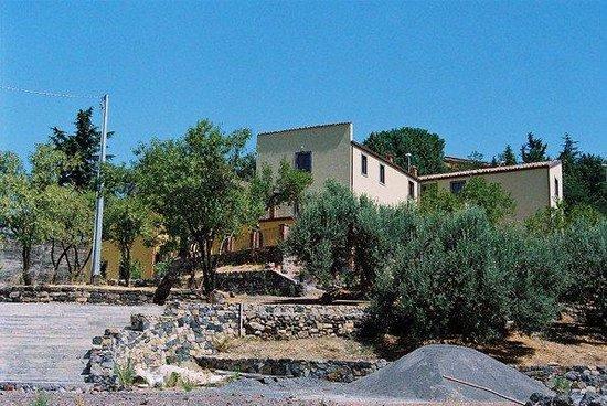Turismo Rurale Oro Verde Bronte: private parking