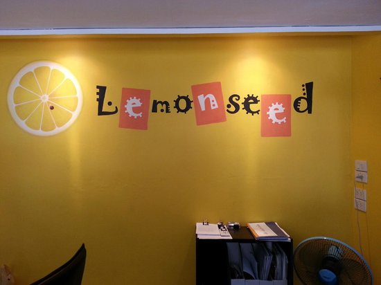 LemonSeed Rooms : At the concierge