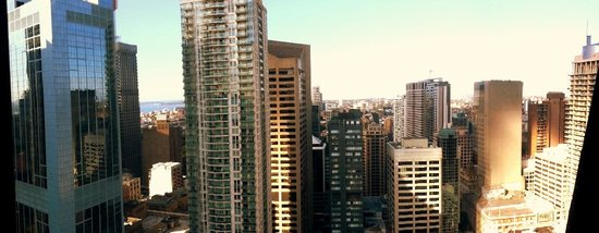 Meriton Suites Kent Street, Sydney : our view