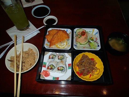 Tokyo Dining: Bento