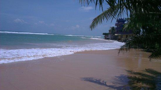 Drifters Hotel and Beach Restaurant: Near city