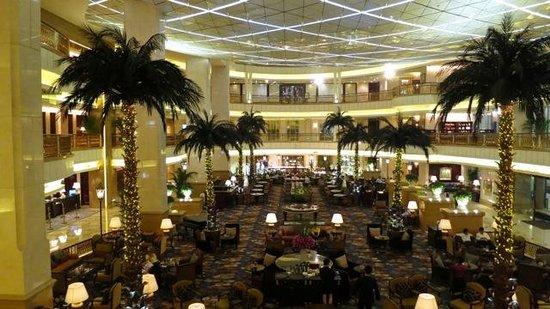 Grand Central Hotel Shanghai: The lobby