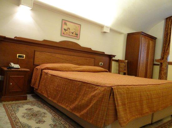 Hiberia Hotel: Habitación Hiberia- Abril 2013