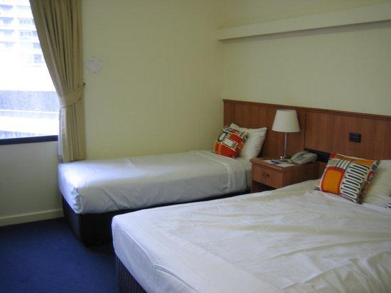 Comfort Hotel Perth City: 部屋