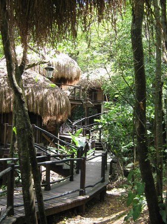 Sugar Beach, A Viceroy Resort: Rainforest Spa Treatment Rooms