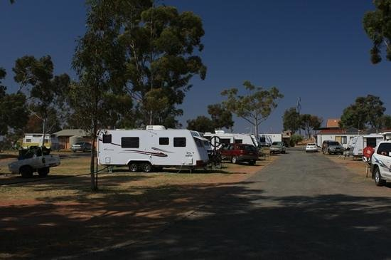 Lakeside Caravan Park Broken Hill