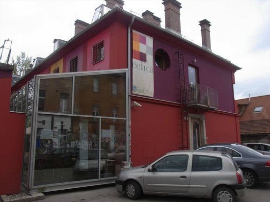 Hostel Celica: 外観