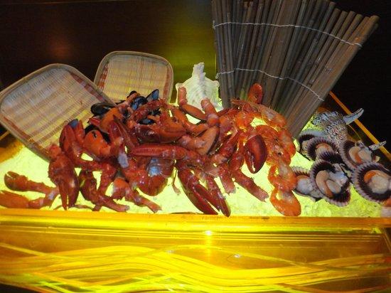 بان باسيفيك أوركارد: Seafood Buffet Dinner