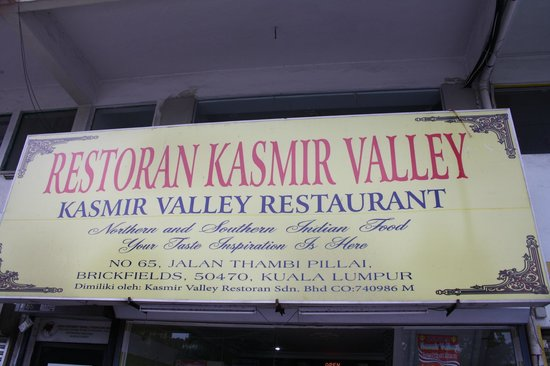 Kasmir Valley