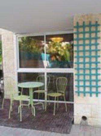 Eden Jerusalem Hotel: corner