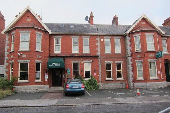 Egans House: Bien situé et bon accueil