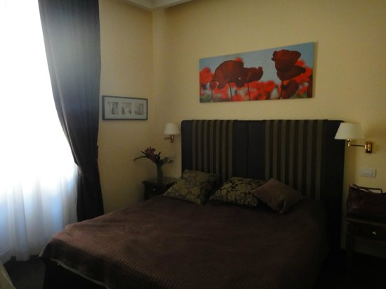 Rome 55: Уютный номер