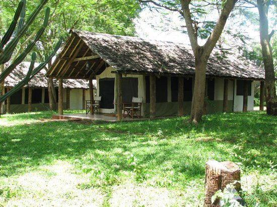 Bruno Safaris - Day Tours: Our home for 3 nights