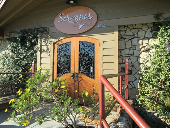 Fallbrook Country Inn: Food restaraunt on property