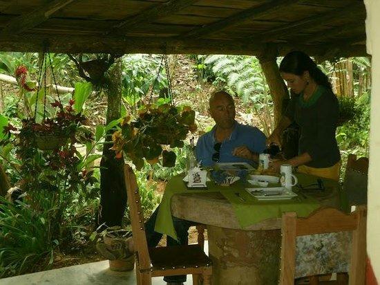 El Lagarto Verde: very nice place
