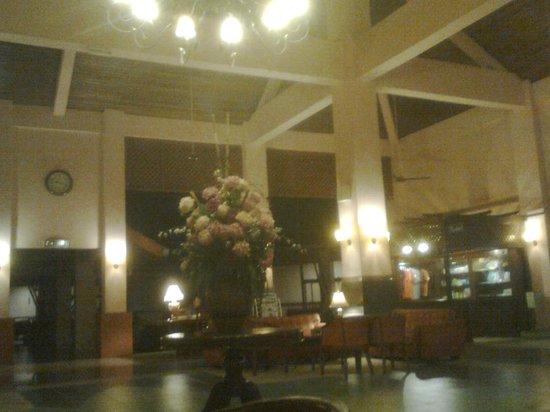 Hotel Seri Malaysia Melaka: lobby area