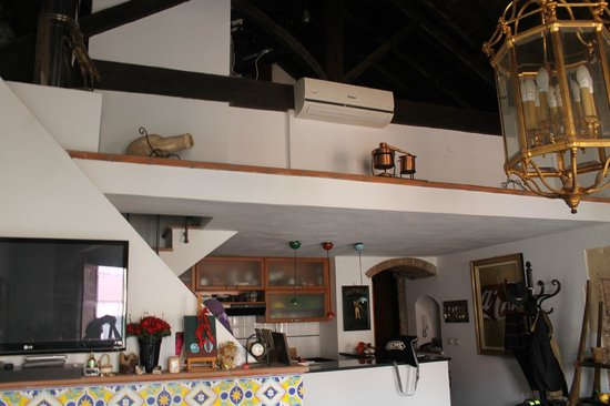 Casa Mundula : Additional Space for bigger group if need