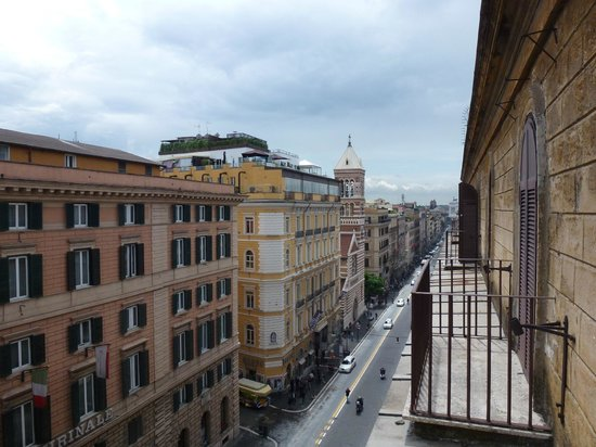 Repubblica Hotel: visita a Roma