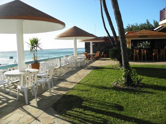 Gold Beach Resort: accès sur la plage