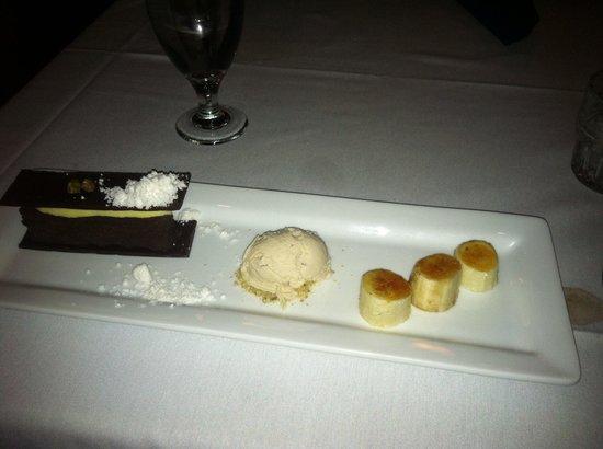 1515 Restaurant: Elvis' chocolate bar