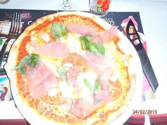 Casa di Stef: délicieuses pizzas !