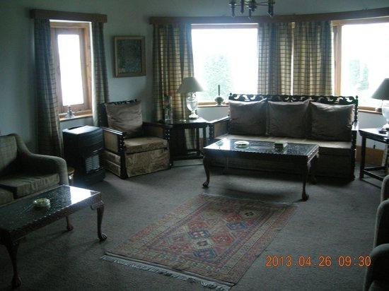 Hotel Dar-Es-Salam: Reading Room