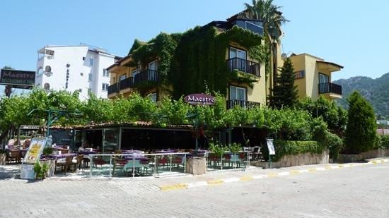 Efendi Hotel & Maestro Restaurant.