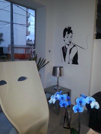 Mar Calma Hotel: Front reception