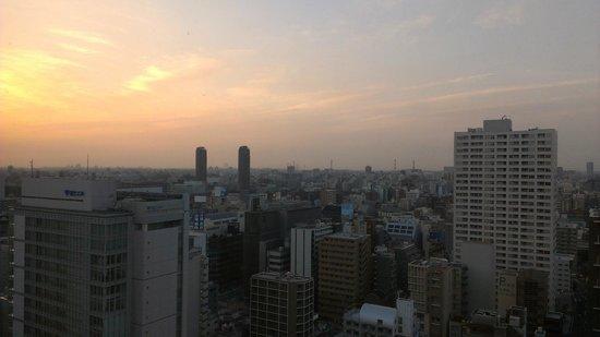 Tobu Hotel Levant Tokyo: View from room window