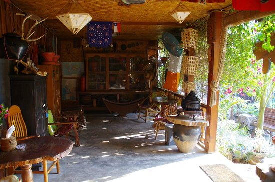 Aquarius Inn : somewhere to read, write and relax
