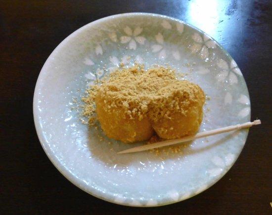 Kikuso: おまけのデザート