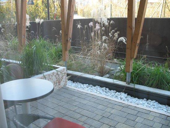 Napura Art & Design Hotel: terrazza