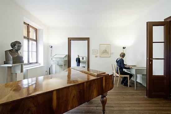 Wien Museum Schubert Sterbewohnung
