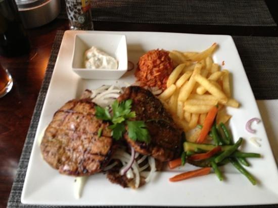 Meteora: Bifteki